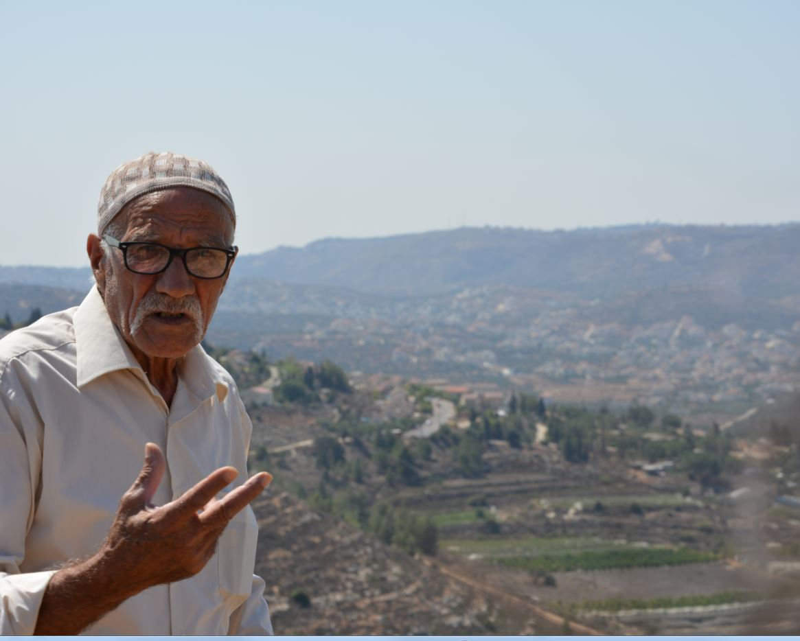Ahmad Tafeh Abu Nijim, Quaryut. Westjordanland. Foto: Ärzte der Welt