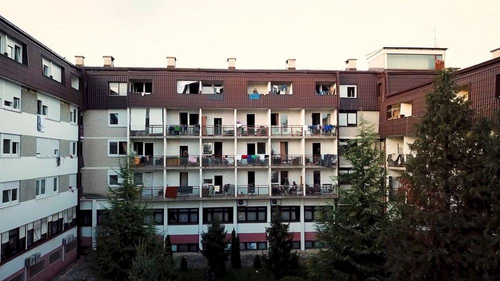 Das Hotel Porin in Zagreb