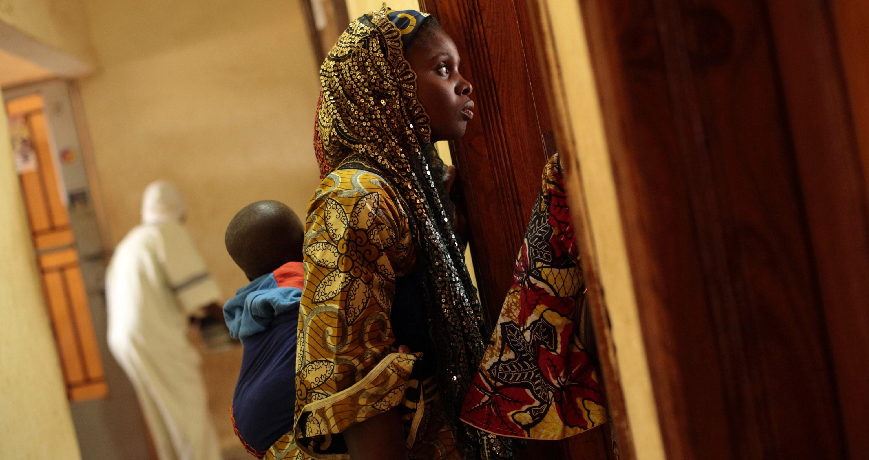 In Mali versorgt Ärzte der Welt Schwangere und Kleinkinder medizinisch