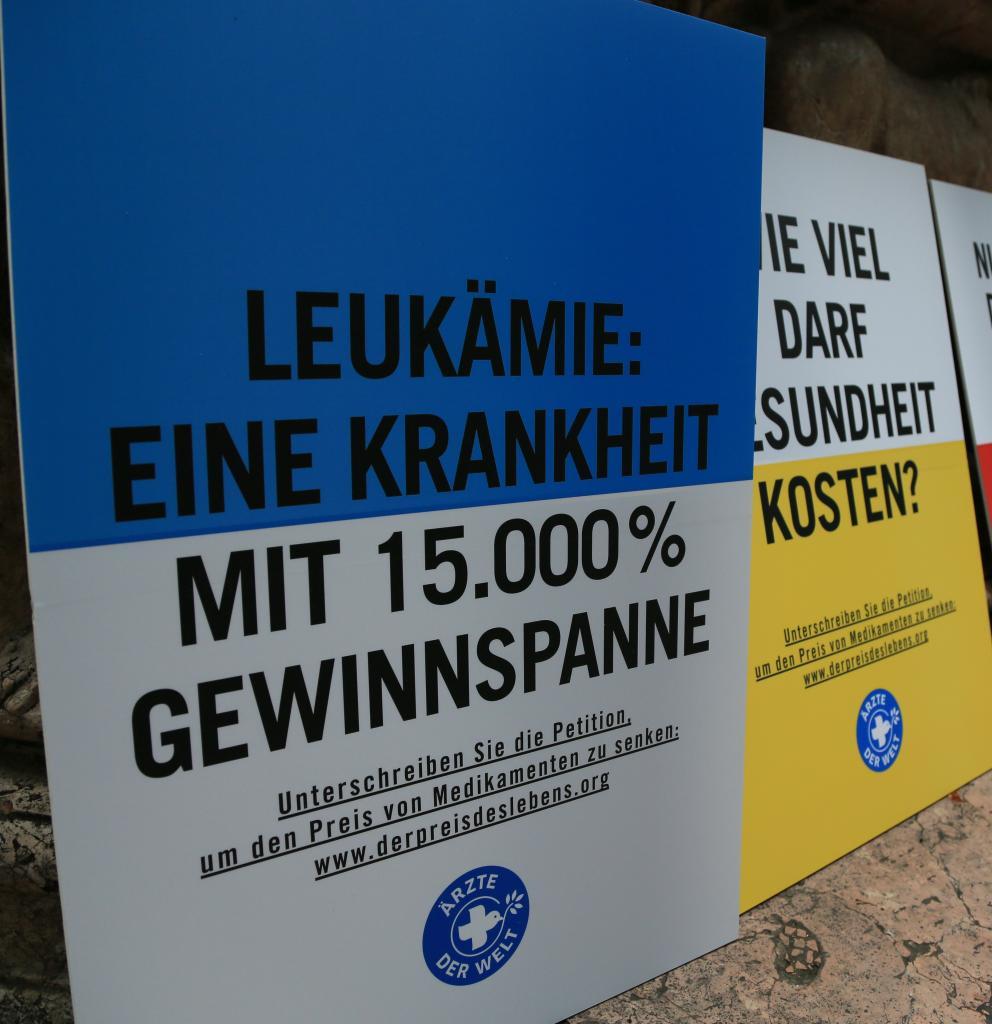 """""""Leukämie: Eine Krankheit mit 15.000% Gewinnspanne"""""""