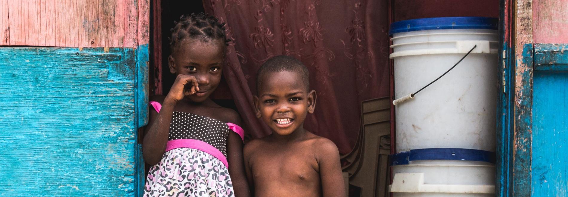 In Haiti legt Ärzte der Welt ein besonderes Augenmerk auf die Versorgung von Frauen und Kindern. Foto: Mikael Theimer