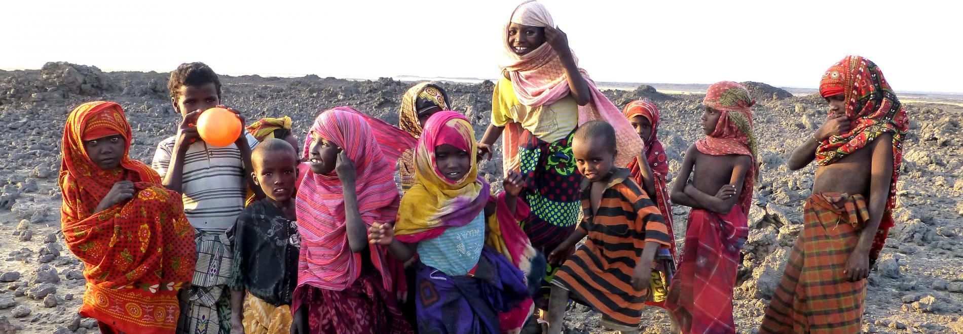 Bei den Afar sind über 90 Prozent der Mädchenbeschnitten. Das verursacht oft schwere gesundheitliche Probleme. Foto: Ärzte der Welt