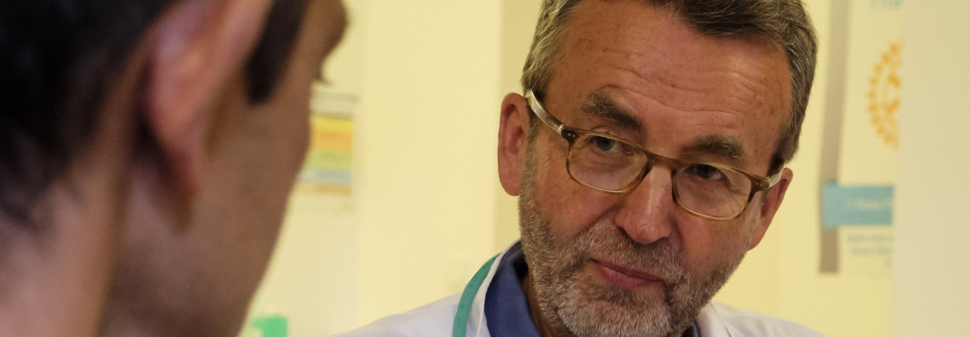 Gesundheitsreport 2019 Ärzte der Welt. Foto: Peter Groth