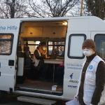 Ärzte der Welt versorgt Menschen ohne Versicherungsschutz auch trotz der Corona-Pandemie. Foto: Ärzte der Welt