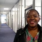 Frau Irene ist Multiplikatorin Reach Out-Projekt von Ärzte der Welt. Foto: Ärzte der Welt