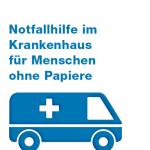Notfallhilfe im Krankenhaus für Menschen ohne Papiere