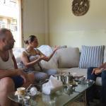 Psychologen von Ärzte der Welt besuchen die Patient*innen in Beirut zu Hause. Foto: Ärzte der Welt