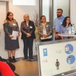Hilfsorganisationen und Betroffene diskutierten über die Situation von EU-Bürgern in Not. Foto: Bodmer / Caritas München