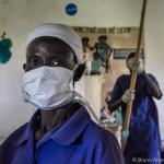 Arzt in einem Krankenhaus im Südsudan. Foto: Bruno Abarca