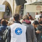 Ärzte der Welt demonstriert am Freitag in München für den Klimaschutz. Foto: Ärzte der Welt