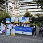 Protest gegen Wucherpreise bei Medikamenten