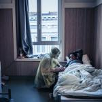 Left Behind: Voices of People Excluded from Universal Healthcare Coverage in Europe. Foto: Marie Monsieur