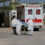 Einige Patienten konnten in die Türkei in das Reyhanli State Hospital gebracht werden.