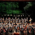 Das World Doctors Orchestra bei einem Benefizkonzert. Foto: Arlindo Homem