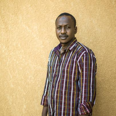 Amadou Sori © Olivier Papegnies