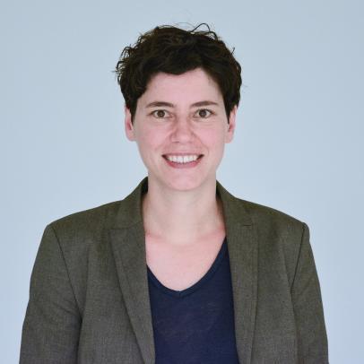 Dr. Johanna Offe, Referentin für Grundsatzfragen