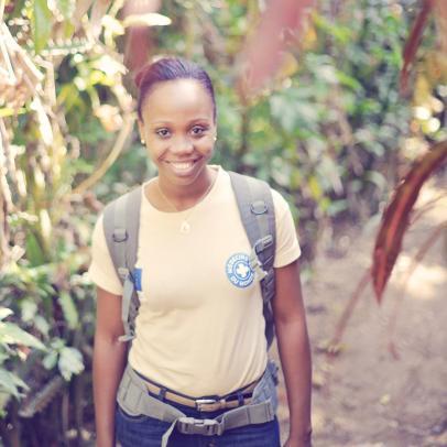 Haiti Cholera Marie-Lucia Tanis