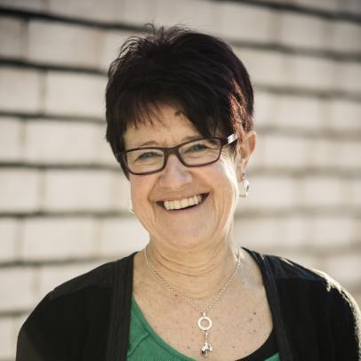 Monika Wudi, Projektassistentin open.med Stuttgart