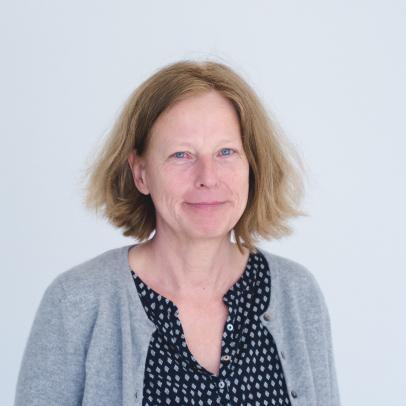Sabine Fürst, Leiterin Inlandsprogramme