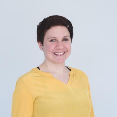 Nora Schneider, Referentin Fundraising