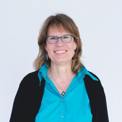 Ute Zurmühl, Leiterin Öffentlichkeitsarbeit