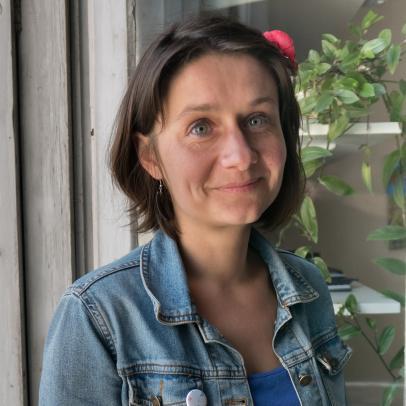 Anne-Sophie Marie, coordinatrice régionale en Normandie