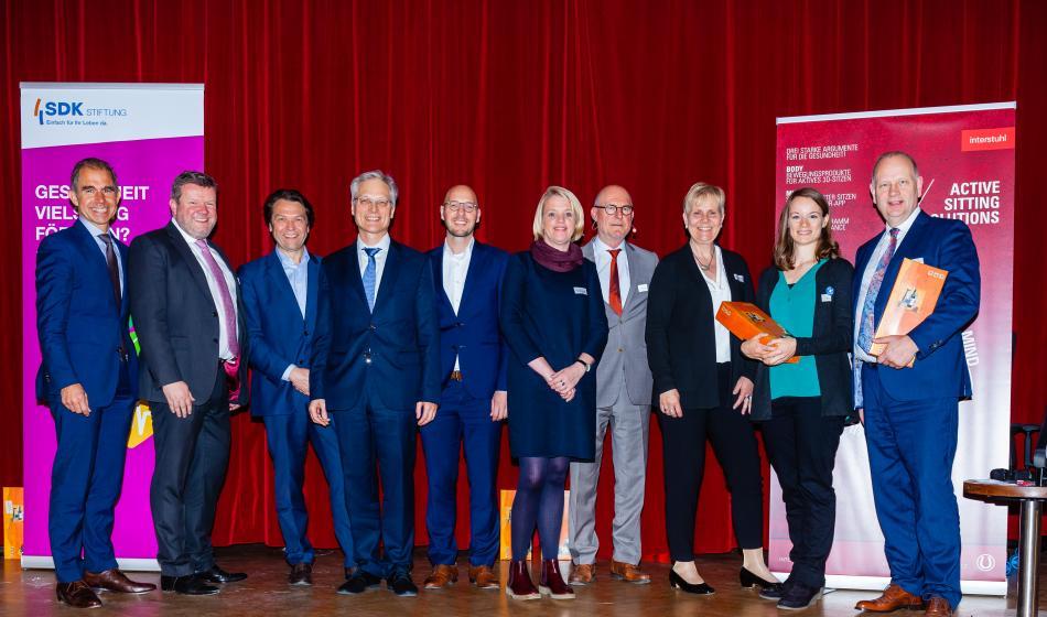 """Symposium der SDK Stiftung zum Thema: """"Vernetzte Versorgung – der Patient im Mittelpunkt"""""""