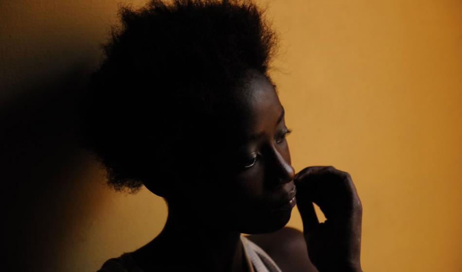 Ruth, Kongo. Foto: Ärzte der Welt