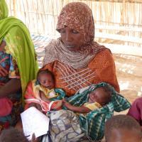 Hungerskrise in Somalia. Wir helfen. Foto: Ärzte der Welt