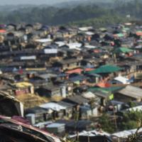 Die Rohingya in den Camps kämpfen für ihre Rechte. Foto: Arnaud Finistre