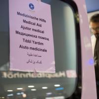 Mobile Klinik von Ärzte der Welt