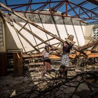 Das Erdbeben im Süden Haitis hat weite Teile des Landes zerstört. Foto: Oliver Papegnies