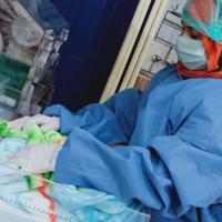 In der Provinz Khyber Pakhtunkhwa konzentriert sich Ärzte der Welt auf die Gesundheit von Schwangeren und Neugeborenen.