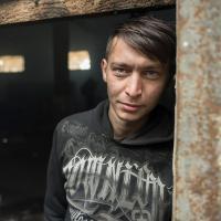 Geflüchtete in Kroatien und Serbien sind unter schlechten Bedingungen untergebracht. Foto: Marcos Moreno