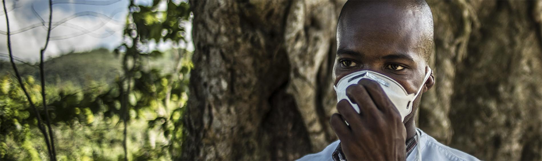 Die Lungenkrankheit COVID-19 ist eine weltweite Bedrohung. Foto: Ärzte der Welt