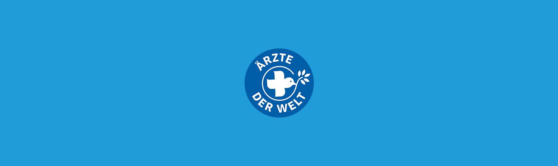 Ärzte der Welt.Logo