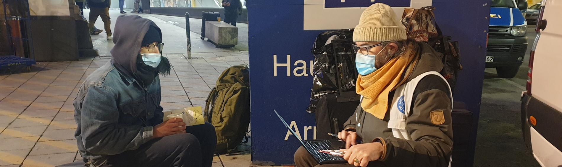 Viele Menschen aus Südosteuropa leben in Deutschland unter prekären Bedigungen. Foto: Ärzte der Welt