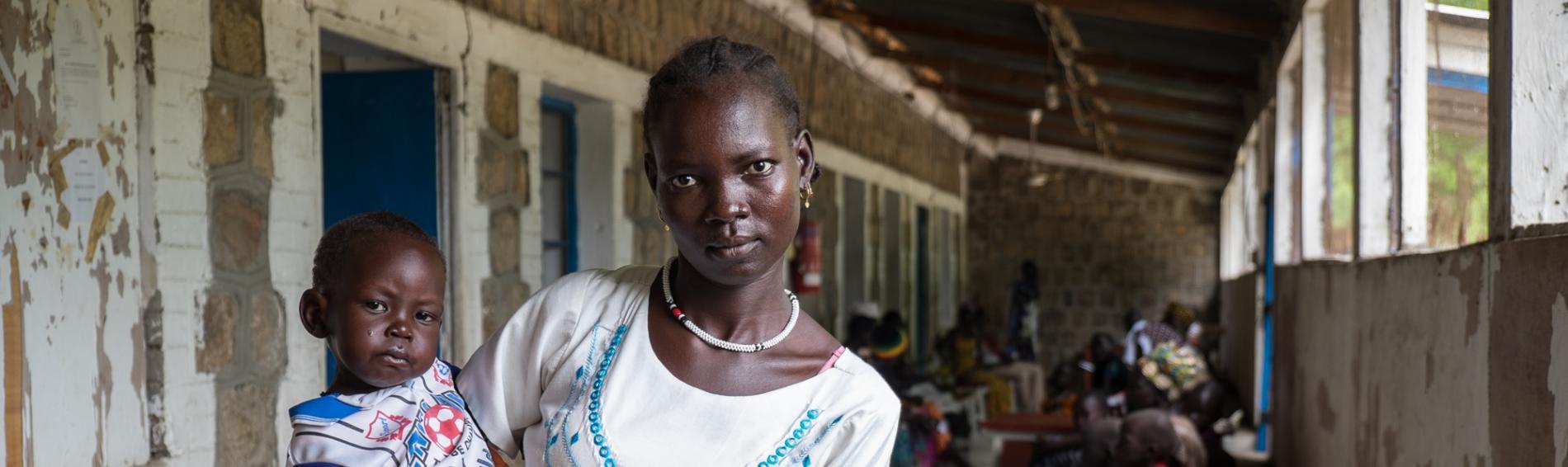 Ein Schwerpunkt von Ärzte der Welt liegt auf Angeboten zur Mutter-Kind-Gesundheit. Foto: Bruno Abarca