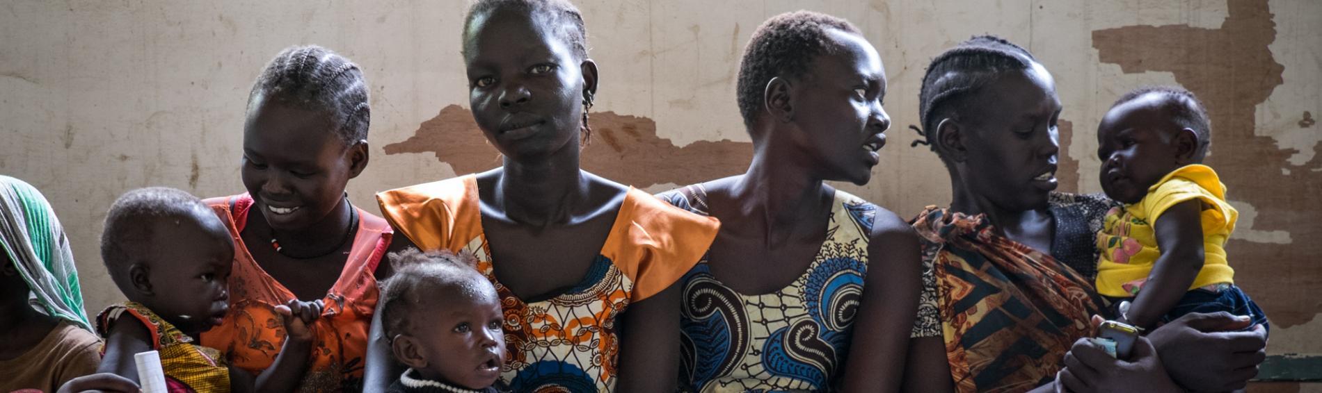 Ein Fokus von Ärzte der Welt liegt auf der Mutter-Kind-Gesundheit Foto: Bruno Abarca