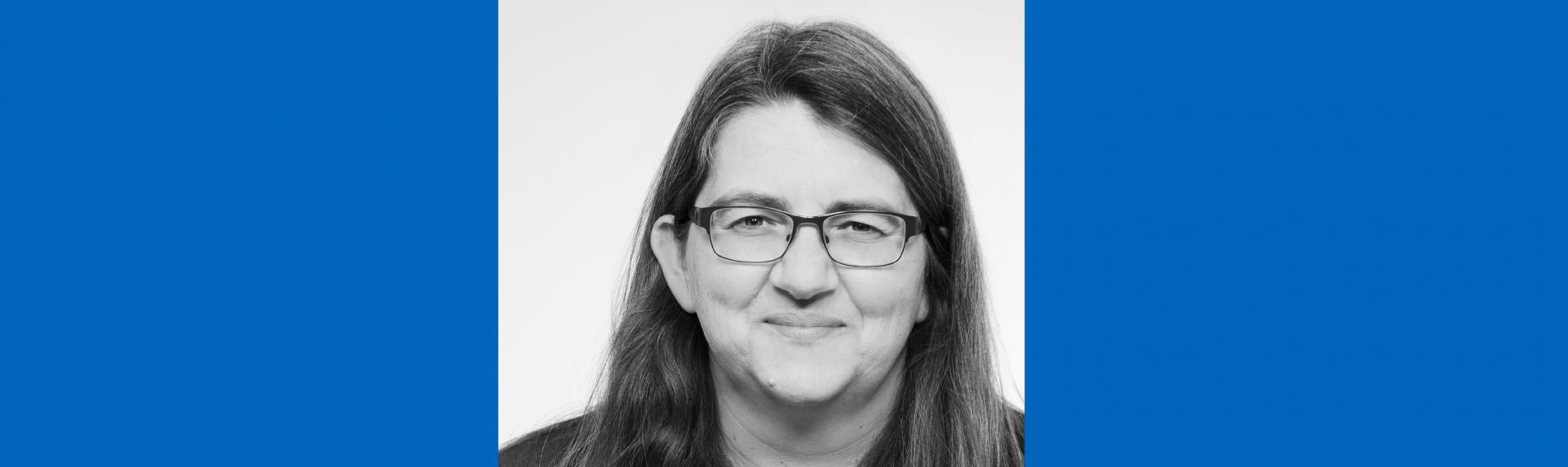 Claudia Rokitta setzt sich als Programmiererin ehrenamtlich für Ärzte der Welt ein. Foto: Claudia Rokitta