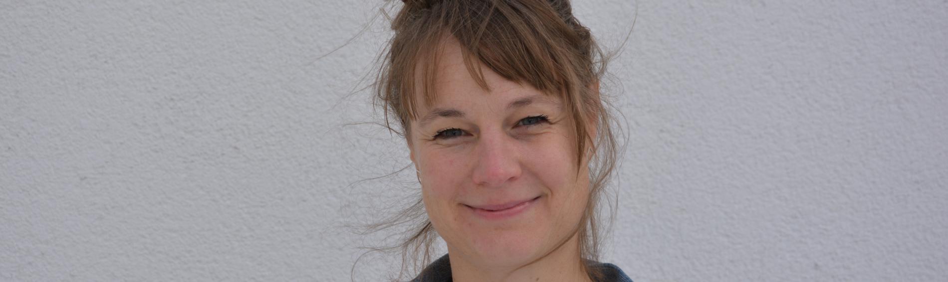 Christiane Borup, Leiterin Inlandsprogramme. Foto: Ärzte der Welt