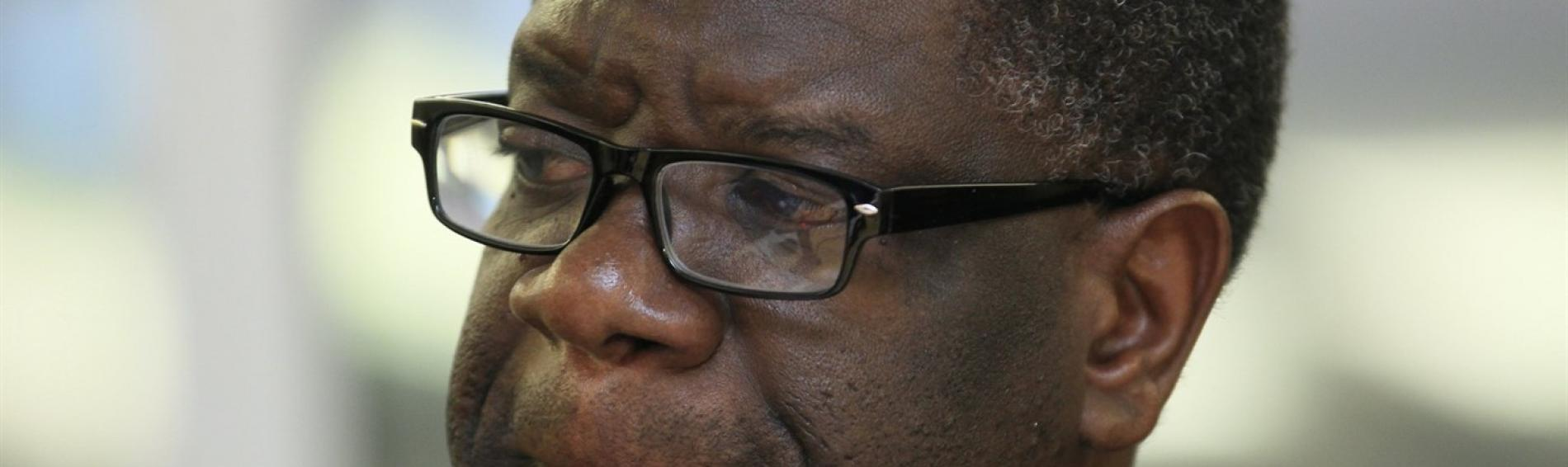 Friedensnobelpreisträger Dr. Denis Mukwege