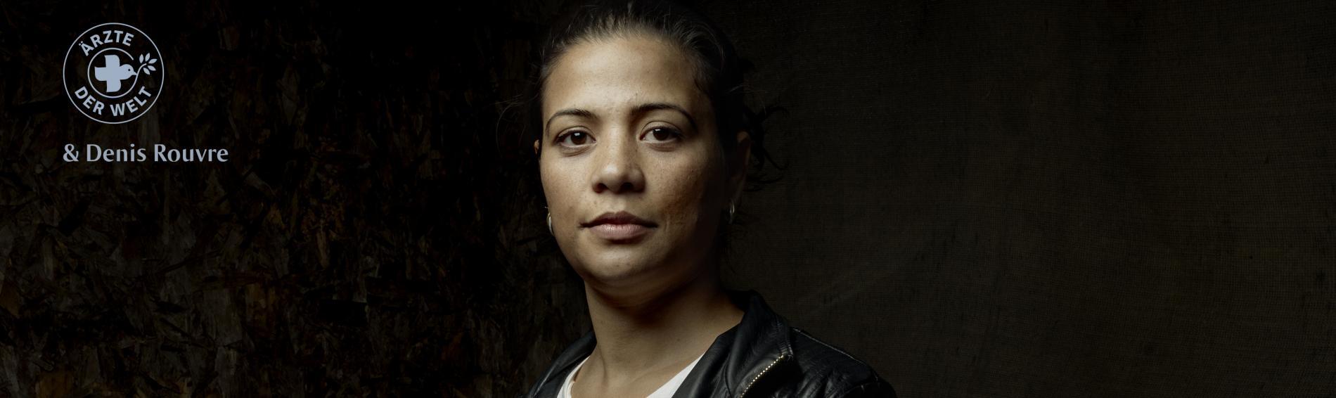 """""""Ich bin die erste Frau in meinem Viertel, die die Möglichkeit hat zu studieren."""" Sozialpädagogin Magdalena Simenova aus Bulgarien."""