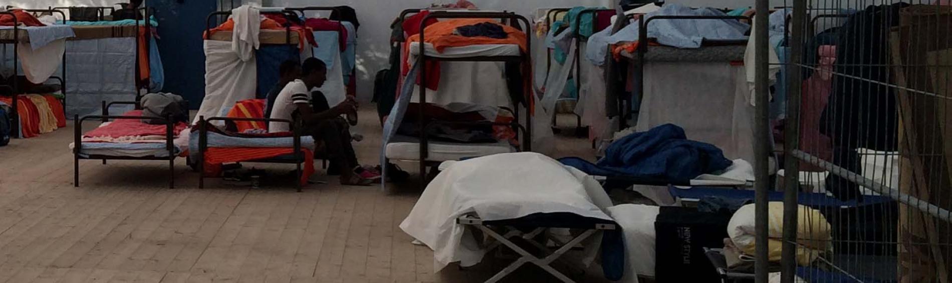 Flüchtlinge aus Deutschland sollen nach Griechenland zurückgebracht werden. Foto: Ärzte der Welt