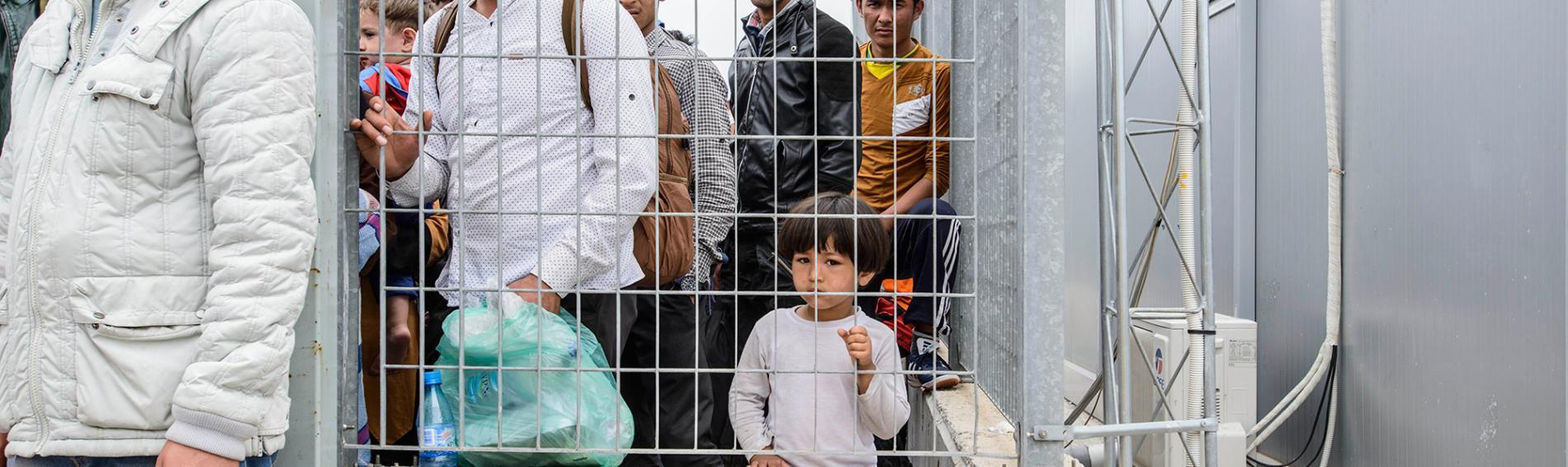 Migrants Grece Guillaume PINON