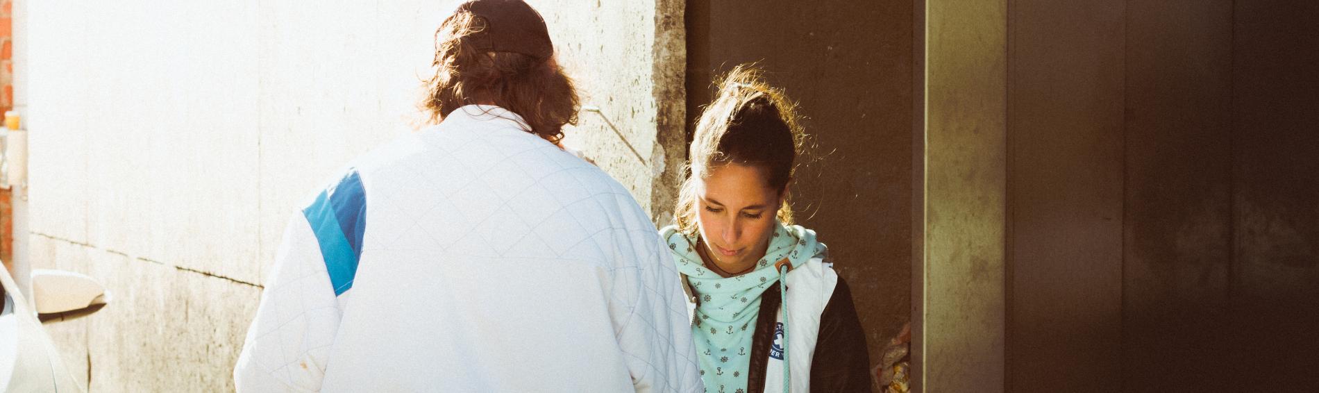 Ärzte der Welt unterstützt Menschen ohne Krankenversicherung bei der Reintegration ins reguläre Gesundheitssystem. Foto: David Gohlke
