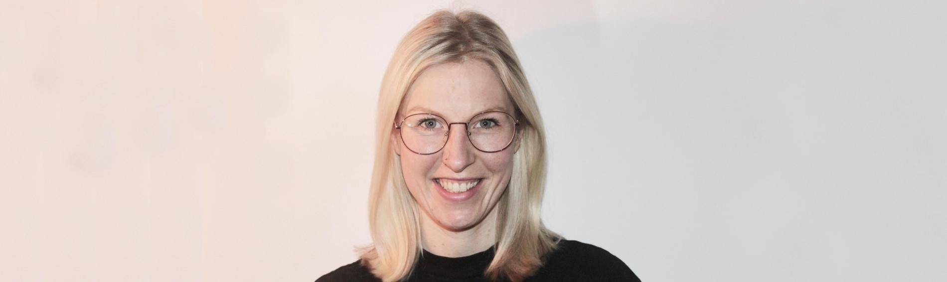 Jacqueline Evers, Projektleiterin von open.med Hamburg. Foto: privat