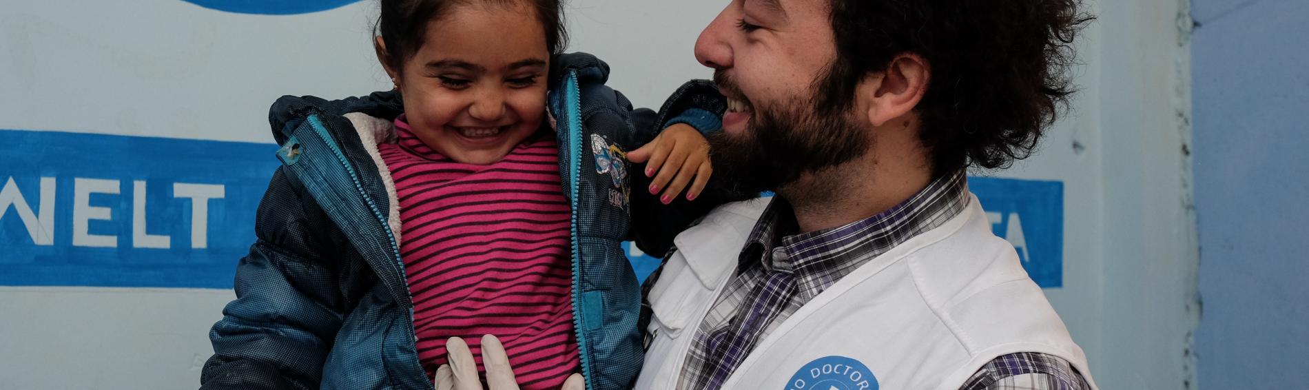 Medizinische Grundversorgung in Bulgariens größtem Flüchtlingscamp in Harmanli | © Ärzte der Welt