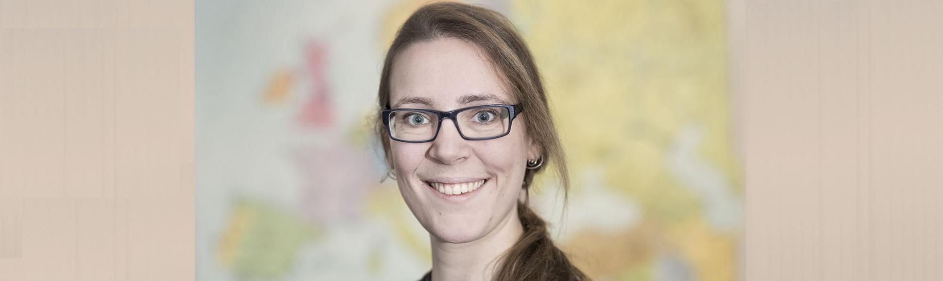 Projektleiterin Marianne Schaaf. Foto: Bente Stachowske