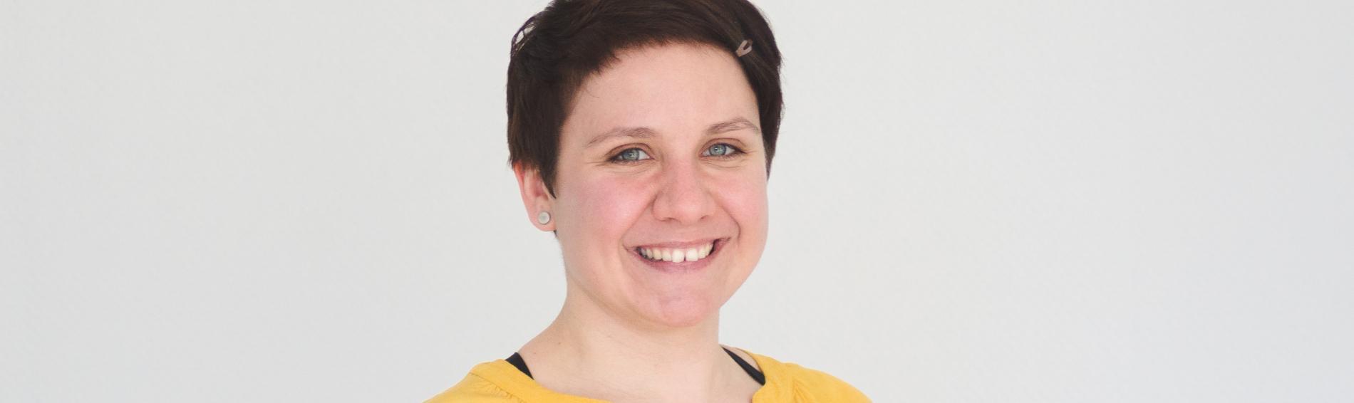 Nora Schneider, Referentin Fundraising, im Interview